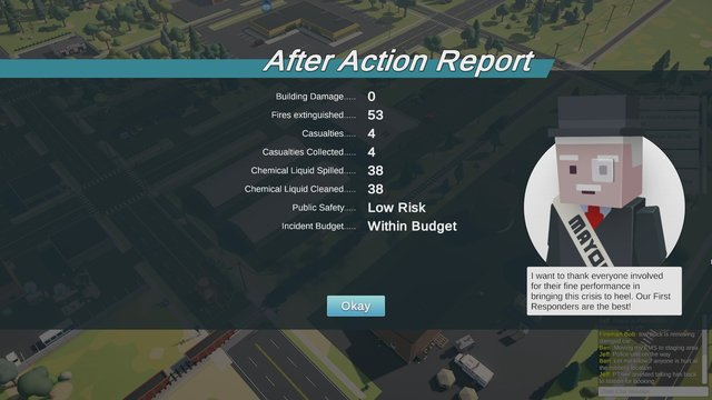 games similar to Incident Commander
