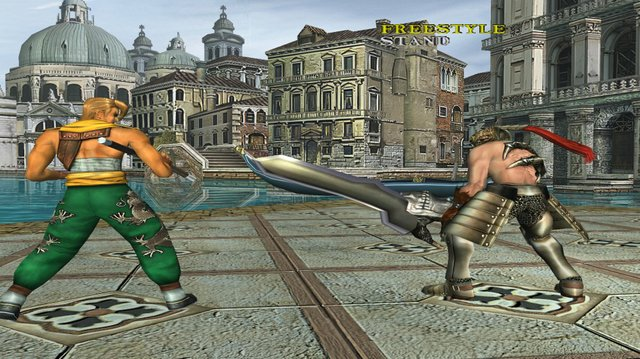 games similar to Soulcalibur