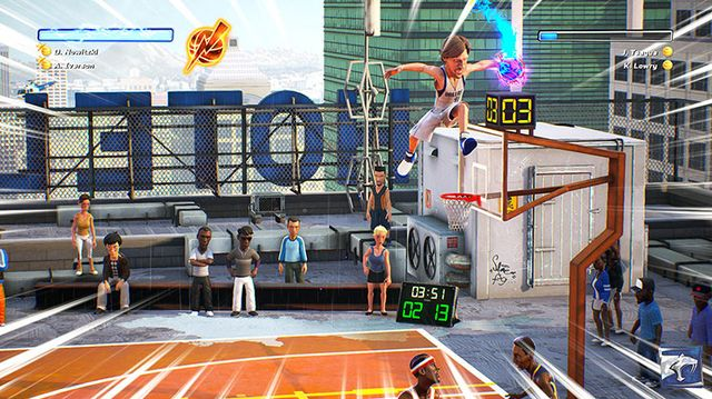 games similar to NBA Playgrounds