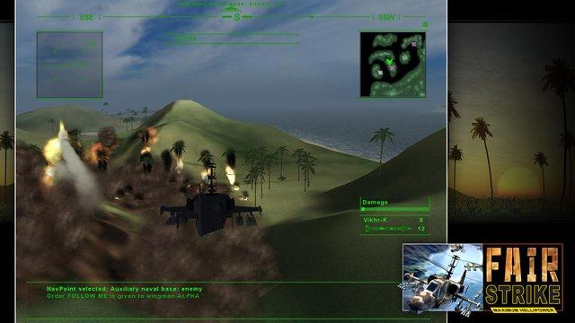 games similar to Fair Strike