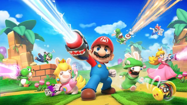 games similar to Mario + Rabbids Kingdom Battle