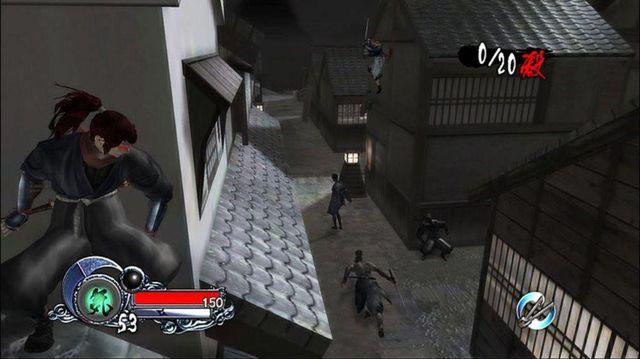 games similar to Tenchu Z