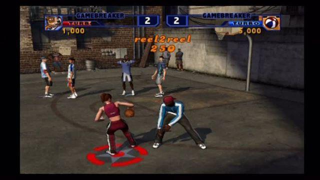 games similar to NBA Street Vol. 2