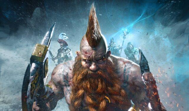 games similar to Warhammer: Chaosbane