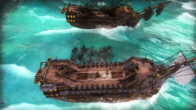 games similar to Abandon Ship