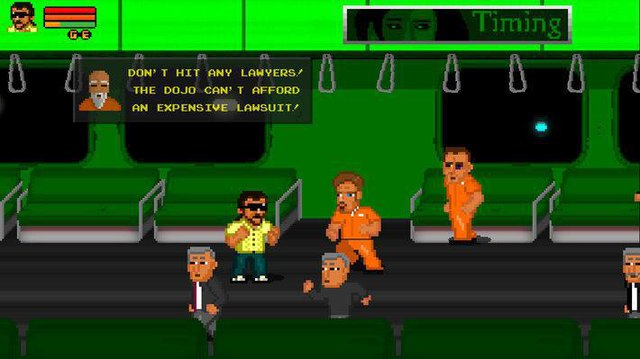 games similar to Fist Puncher