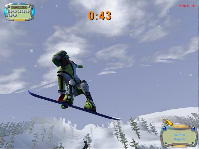games similar to Championship Snowboarding 2004