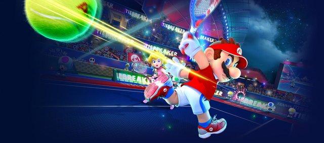 games similar to Mario Tennis Aces