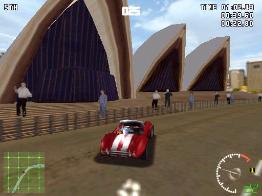 games similar to Test Drive 5