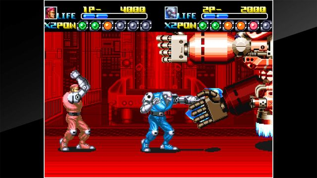 games similar to ACA NEOGEO ROBO ARMY