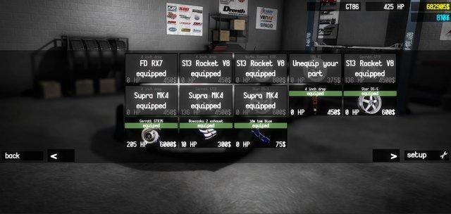 games similar to Drift Horizon Online