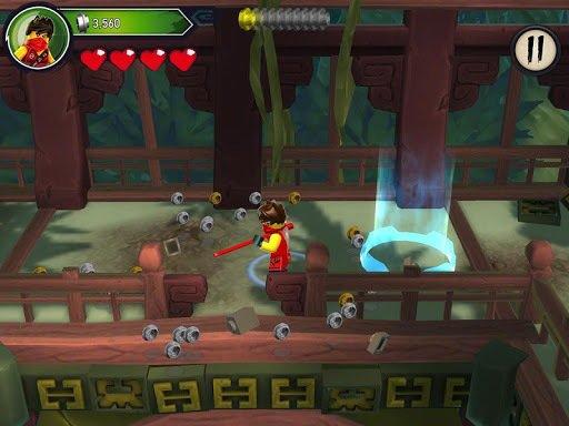 games similar to LEGO Ninjago: Shadow of Ronin