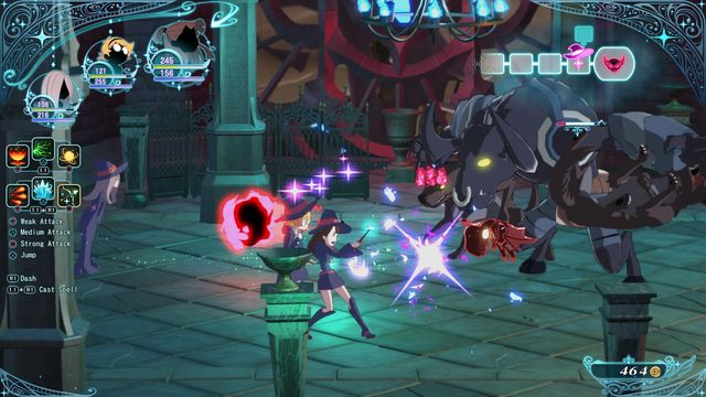 games similar to Little Witch Academia: Chamber of Time