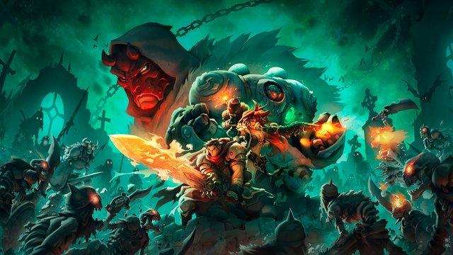 games similar to Battle Chasers: Nightwar