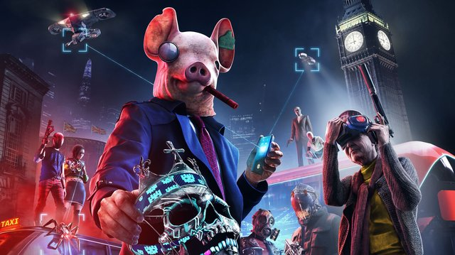 games similar to Watch Dogs Legion