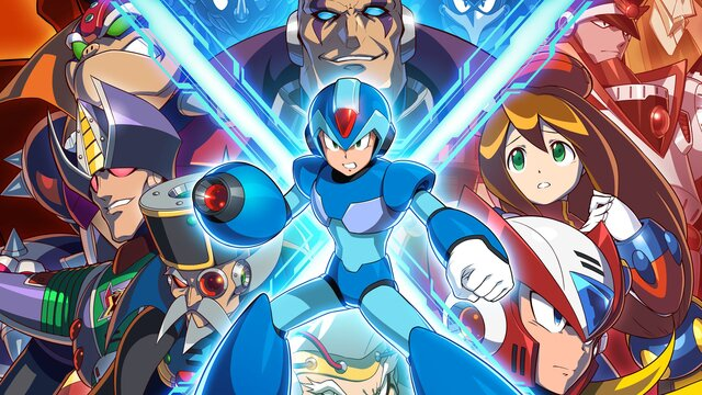 games similar to Mega Man X Legacy Collection
