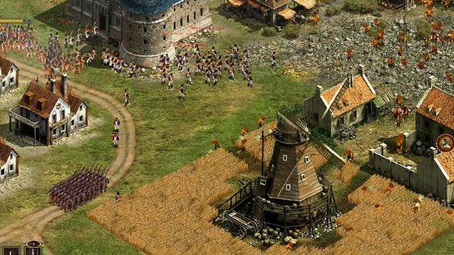 games similar to Cossacks II Anthology