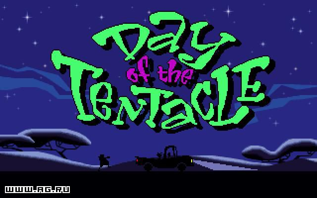 games similar to Maniac Mansion: Day of the Tentacle