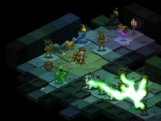 games similar to Rogue Wizards