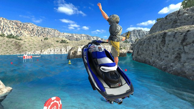 games similar to Aqua Moto Racing Utopia