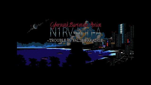 games similar to N1RV Ann A: Cyberpunk Bartender Action