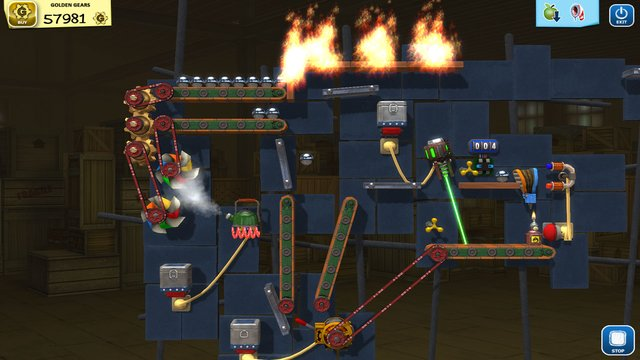games similar to Crazy Machines: Golden Gears