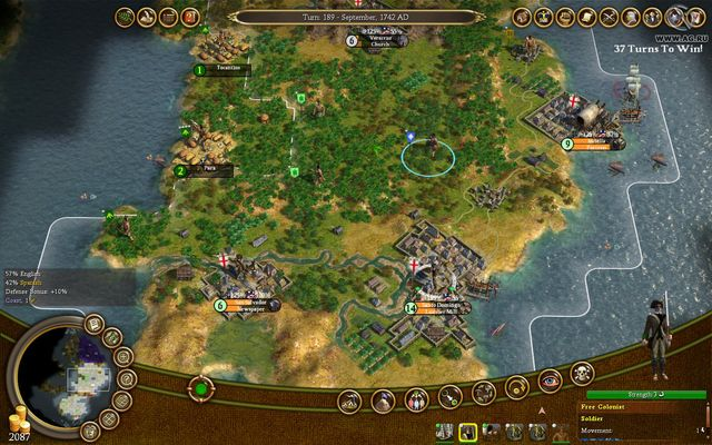 games similar to Sid Meier's Civilization IV: Colonization