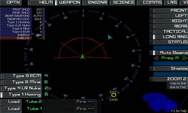 games similar to Artemis Spaceship Bridge Simulator