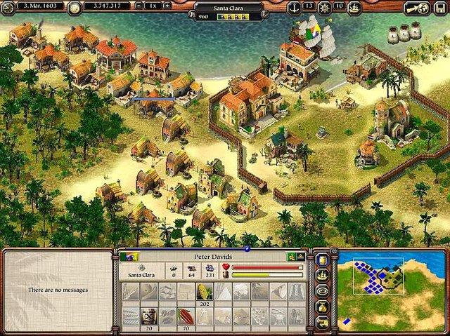 games similar to Port Royale 2