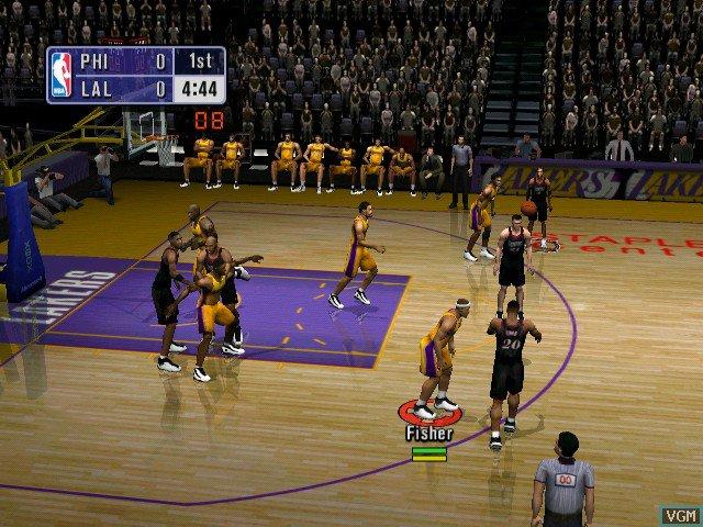 games similar to NBA Inside Drive 2002
