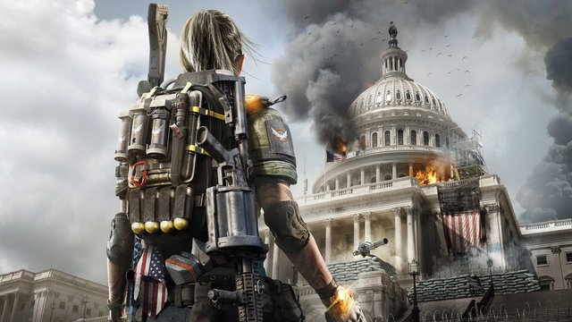 games similar to Tom Clancy's The Division 2