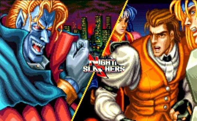 games similar to Night Slashers