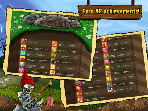 games similar to Plants vs. Zombies HD