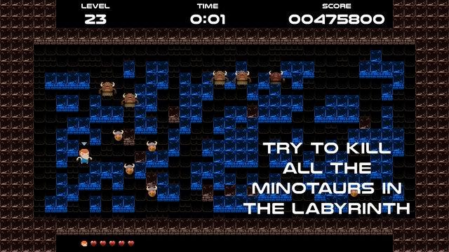 games similar to The Minotaur