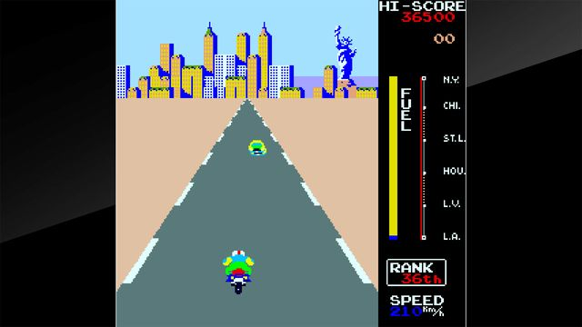 games similar to Arcade Archives Traverse USA