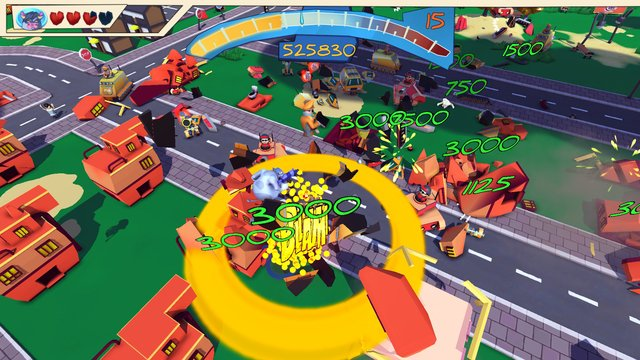 games similar to Blamdown: Udder Fury