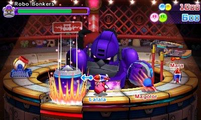 games similar to Kirby Battle Royale