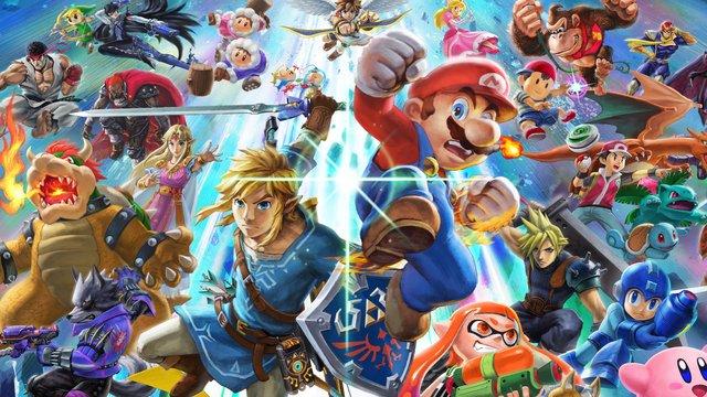 games similar to Super Smash Bros. Ultimate