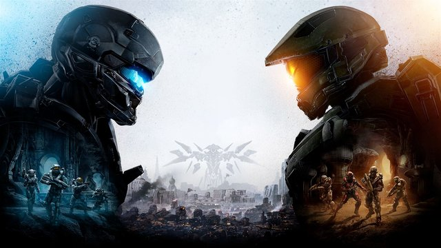 games similar to Halo 5: Guardians