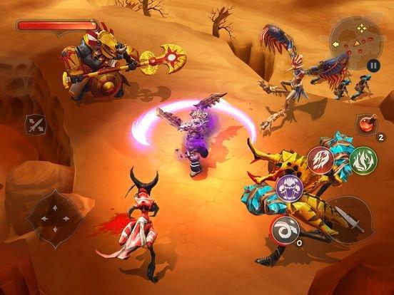games similar to Dungeon Hunter 5
