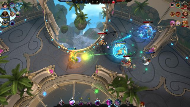 games similar to Battlerite