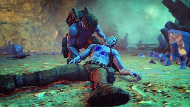 games similar to Rogue Trooper Redux
